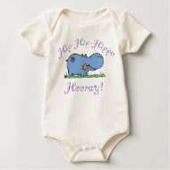 Hip-Hip-Hippo Hooray Shirt shirt