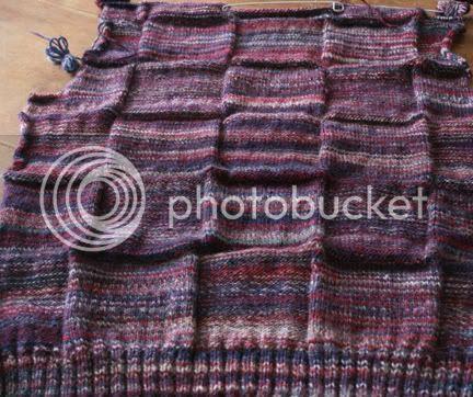 patchwork back