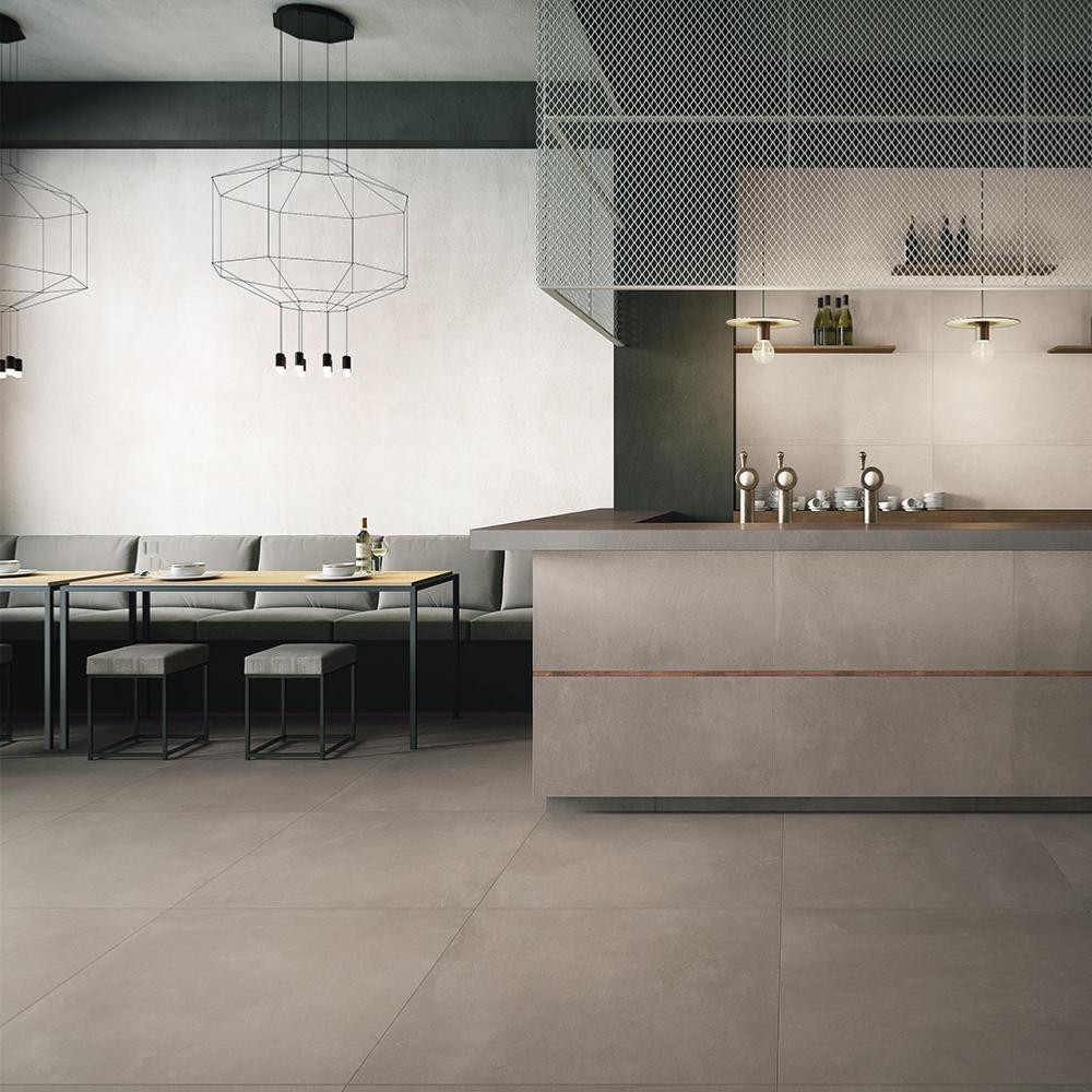 Carrelage Effet Beton Cuisine carrelage effet beton gris - carrelage conception
