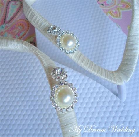 82 best images about Slippers diy on Pinterest   Bridal