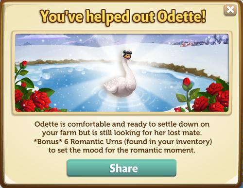 007 You Helped Odette
