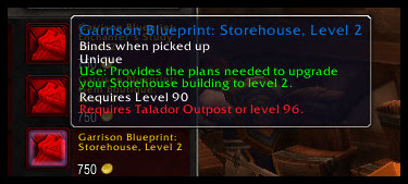 Perks n peeves 2014 note you dont actually have to complete the entire zone to unlock blueprints of your appropriate level the blueprints on the vendor have a tooltip that malvernweather Image collections