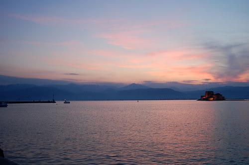 greece - nafplio - port