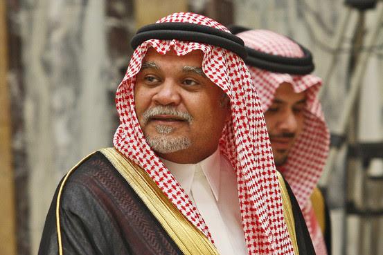 El Principe Bandar bin Sultan al-Saud de Arabia Saudita maniobra tras bambalinas para derrocar a Al Assad
