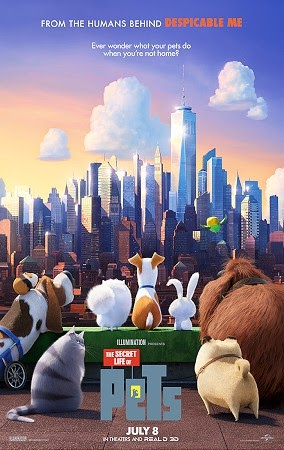 The Secret Life of Pets (2016) Movie 720p HDTS 600MB