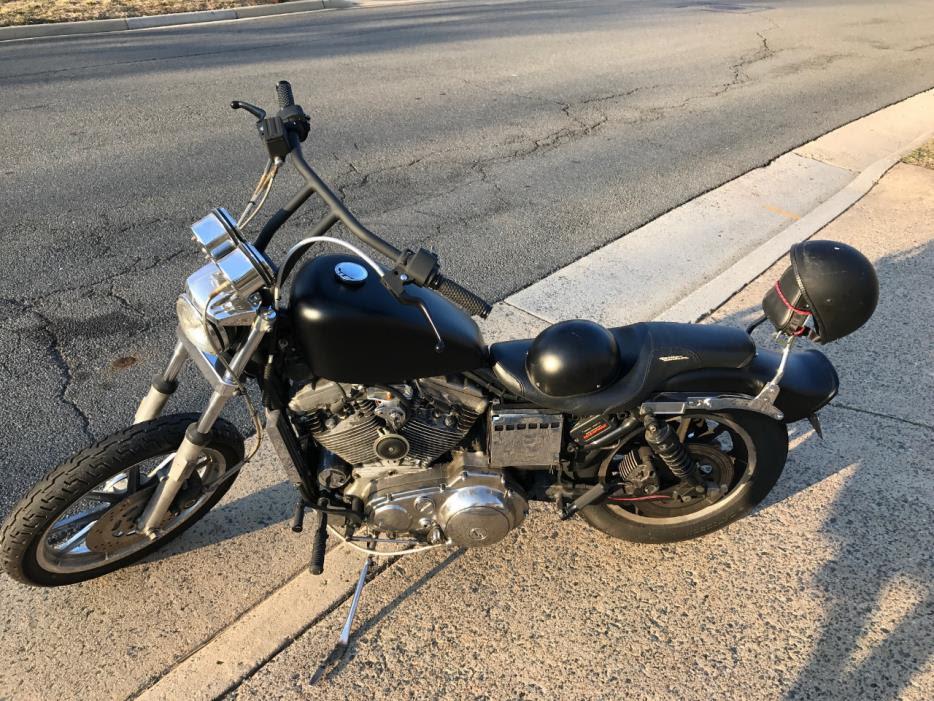 1987 Harley Davidson Sportster 1100 Parts