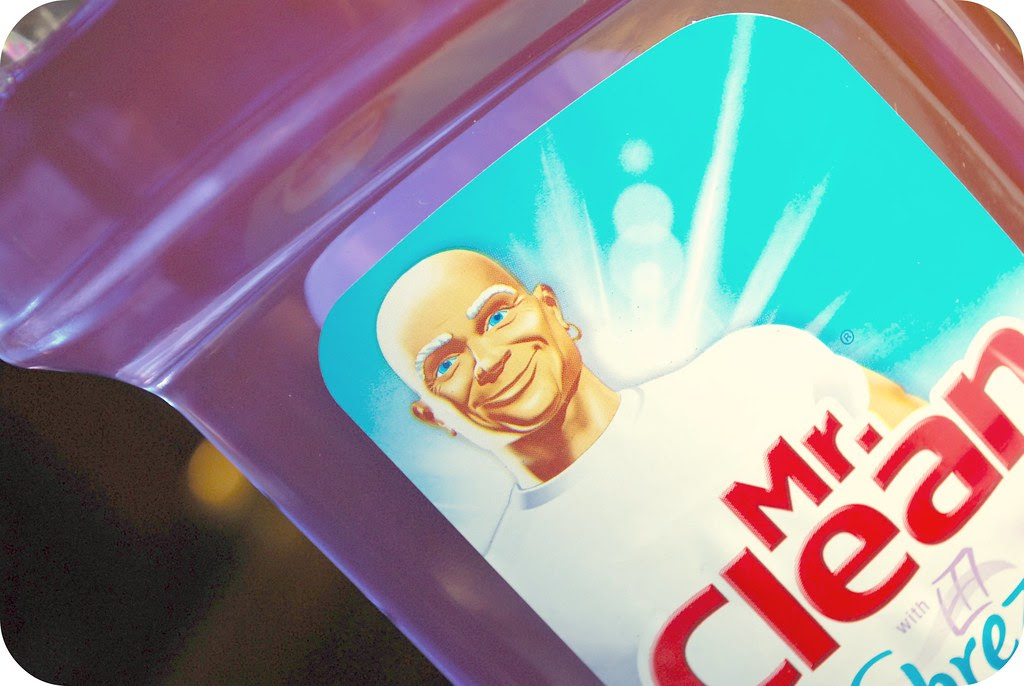 365/January 18 - Mr. Clean