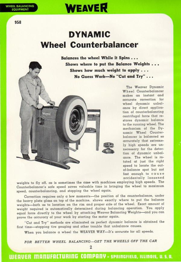 Castle Equipment Co Weaver Garage Equipment History