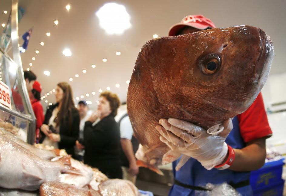 Australia consume más pescado en Semana Santa