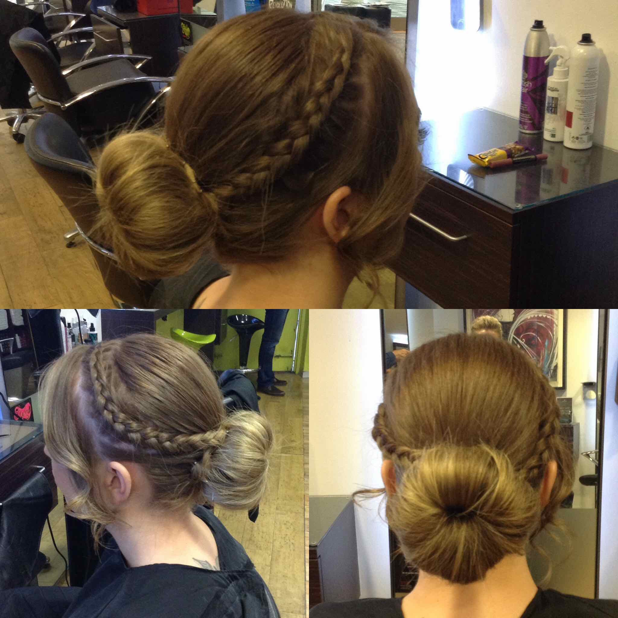 hair up ideas for wedding guest - george's blog