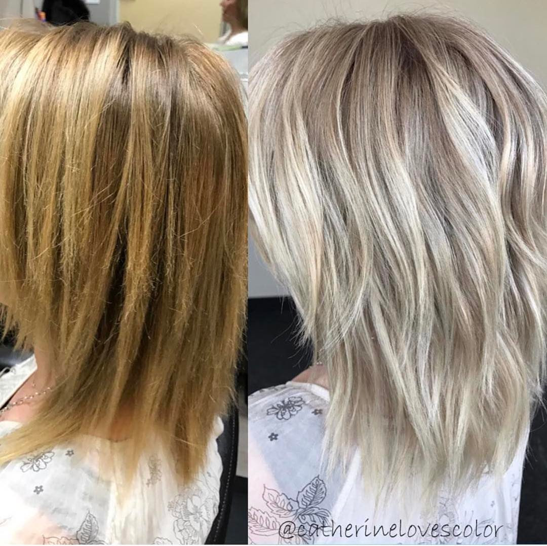 20 Adorable Ash Blonde Hairstyles To Try Hair Color Ideas 2019