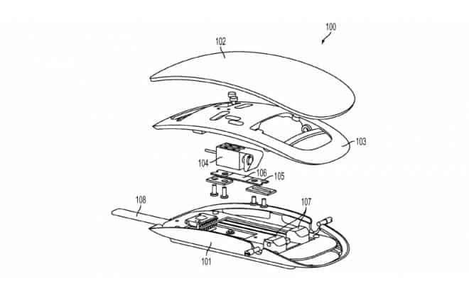 Apple prepara novo tipo de mouse
