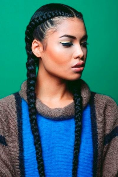 10 Chic African American Braids: The Hot New Look ...