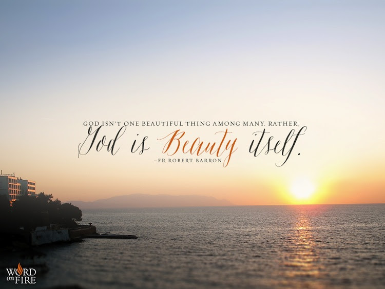 Beauty Will Save The World Memorare Ministries