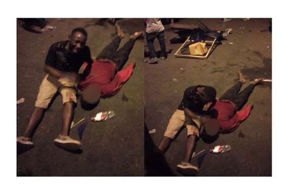 Image result for Drunk policeman kill two during New year celebration in Edo