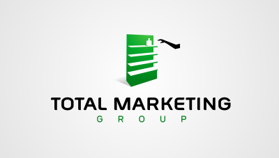 Total Marketing Group : brand and promotional logo design