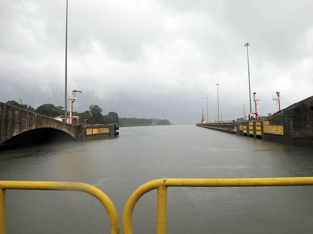 Eclusas de Gatún, Canal do Panamá