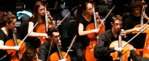 La Jove Orquestra del Vallès fitxa gairebé tots els violoncels de l'Orquestra Simfònica de l'emvic