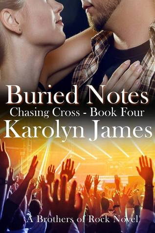 Buried Notes (Brothers Of Rock, #4)