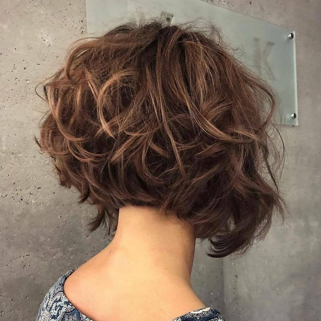 10 Manageable Trendy Bob Haircuts for Women - Short Hairstyle 2020 - 2021