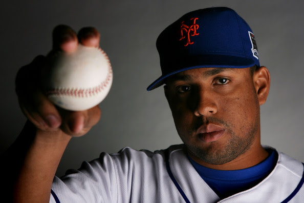 Francisco Rodriguez Francisco Rodriguez #75 of the New York Mets poses during photo day at Tradition Field on February 23, 2009 in Port Saint Lucie, Florida.  (Photo by Doug Benc/Getty Images) *** Local Caption *** Francisco Rodriguez