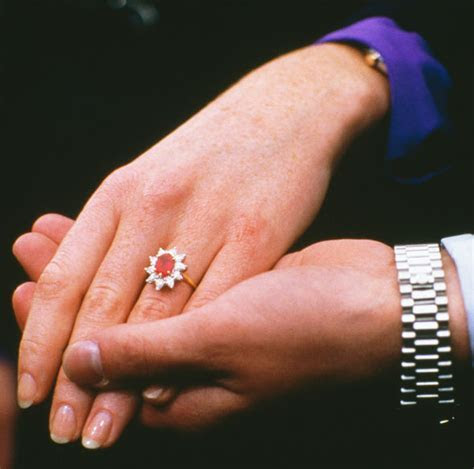 Sarah Ferguson?s engagement ring from Prince Andrew is
