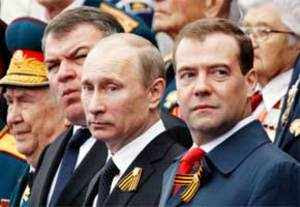 President Putin fires defence minister in wake of scandal