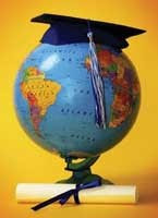What is the likelihood of international branch campuses becoming research universities?