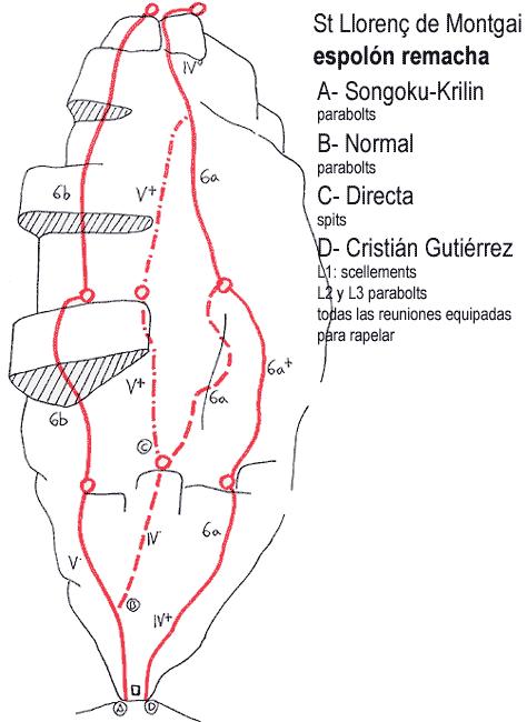 Image result for espolon remacha normal directa