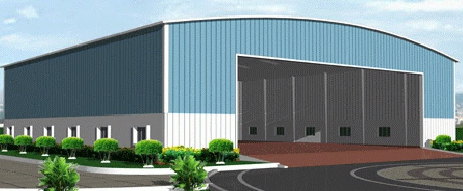 Peb Manufacturer Industrial Shed Manufacturing In Vitthal Udyog