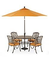 Tan/Beige - Macy's Patio Umbrellas & Outdoor Umbrellas - Macy's