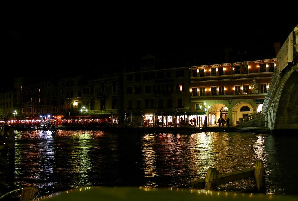 Canal Grande (Venice) Nightshot