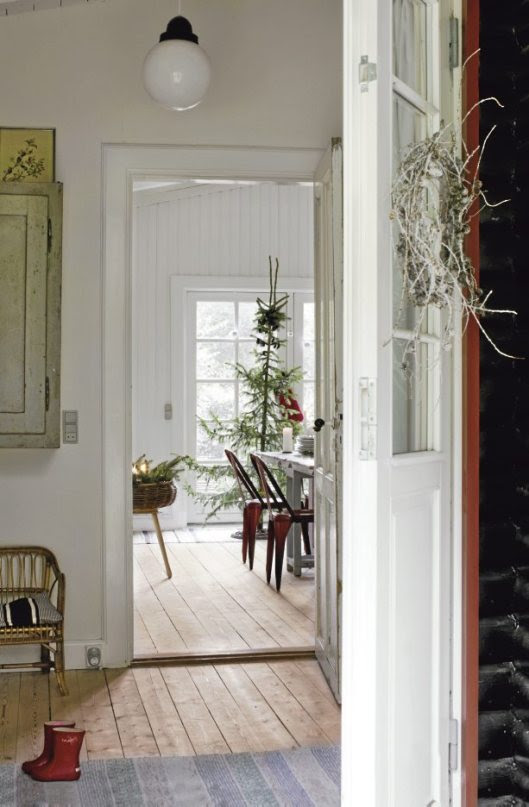 MONDAY'S PRETTY THINGS :: Scandinavian Christmas