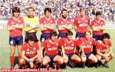 Independiente 1987