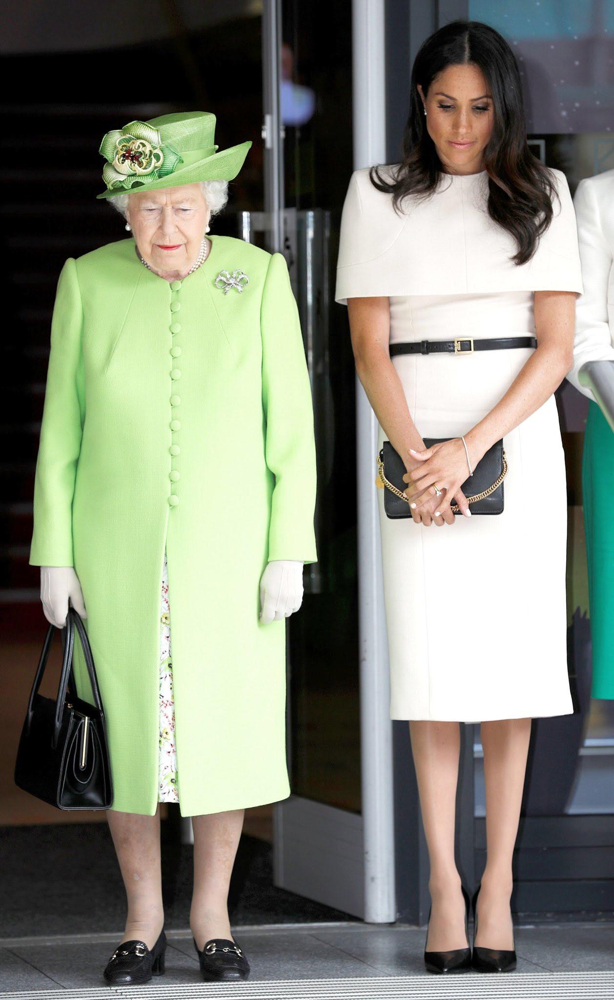 Image result for meghan markle givenchy dress images