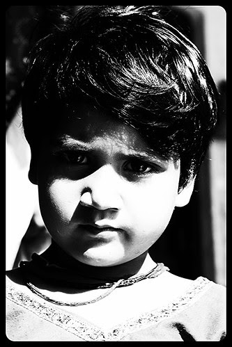Forget The Borders Of India .. We As The People Cannot Save Our Girl Child.. by firoze shakir photographerno1