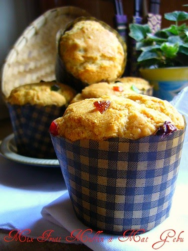 MIX FRUIT MUFFIN
