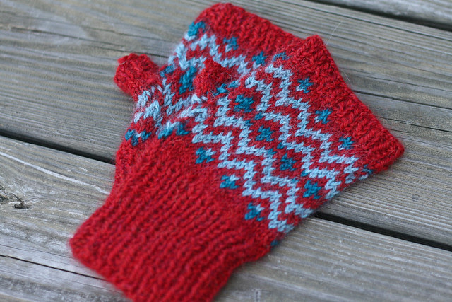 Muckle Mitts for Nova