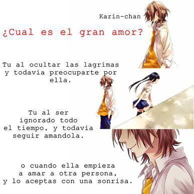 Frases De Risa Amor Y Tristeza Anime Amino