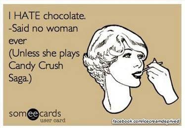 candy crush saga, candy crush, candy crush ecard, candy crush saga chocolate