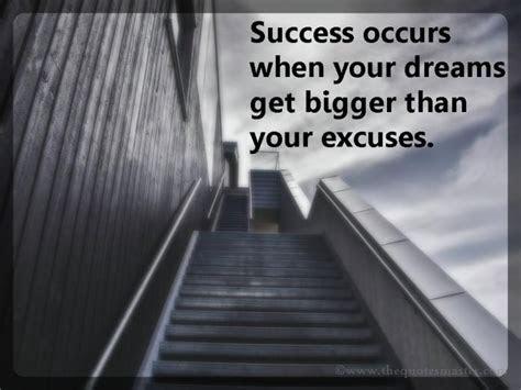 success occurs