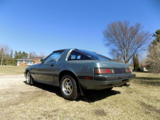 1984 Mazda Rx 7 Gsl Rx7 Complete Parts Or Restore Clear Title For Sale Mazda Rx 7 1984 For Sale In Fond Du Lac Wisconsin United States
