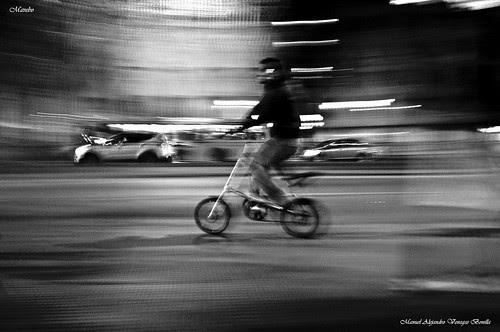 Santiago de Chile, ciudad en Movimiento 1 by Alejandro Bonilla