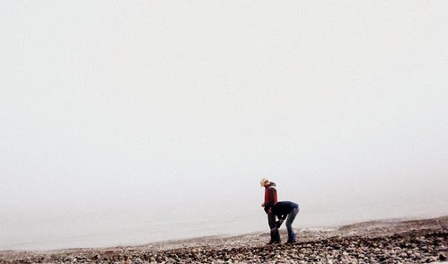 as the fog burns
