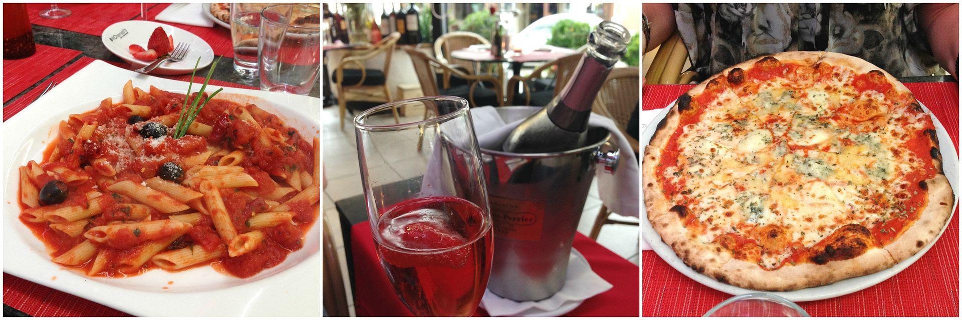 Chameli's Cafe & restaurant, portals nous