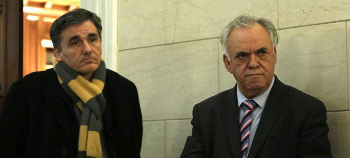 Αποκλειστικό: Το απίστευτο παρασκήνιο στη συνάντηση Δραγασάκη-Ντράγκι -Το χαρτί που κρατούσε ο πρόεδρος της ΕΚΤ [εικόνα]