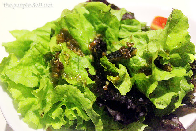 02 Wafu House Salad