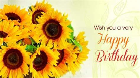 Sunny Birthday Wishes. Free Happy Birthday eCards