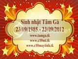 23/09/2012 Sinh Nhật Tâm Gà [ Happy Birthday ]