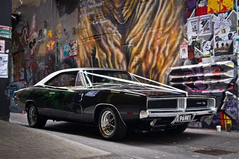 American Charger Wedding and Formal Hire   Wedding Cars